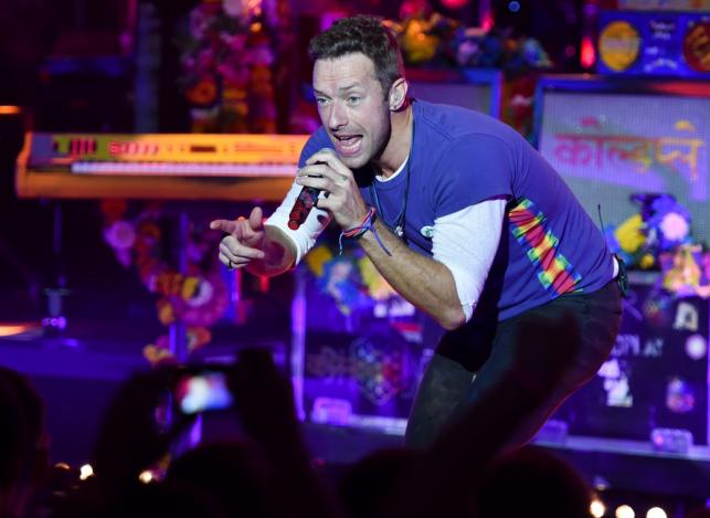 Coldplay przyjedzie do Polski?