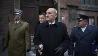 Antoni Macierewicz z wizytą we Wrocławiu