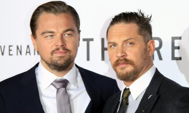 Leonardo DiCaprio czy Tom Hardy? Starcie gigantów w głośnej \