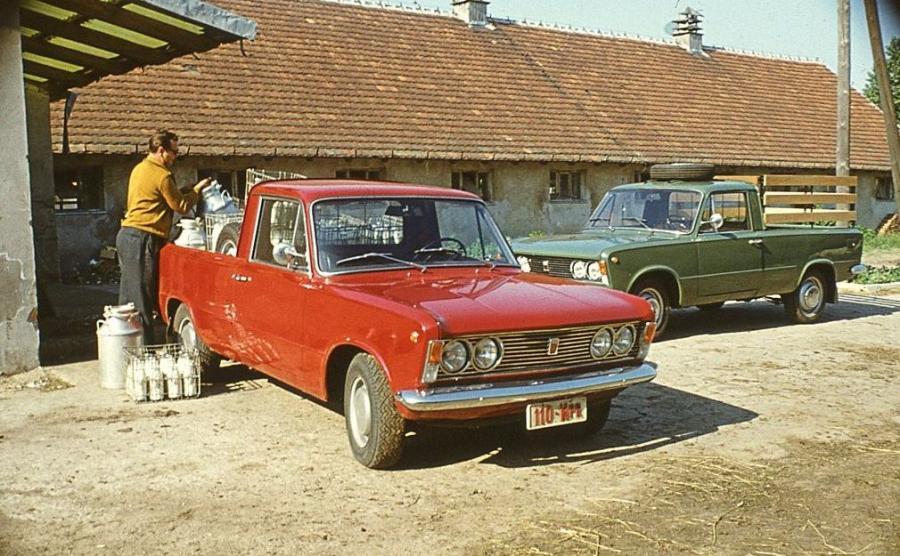 Fiat 125p pikap