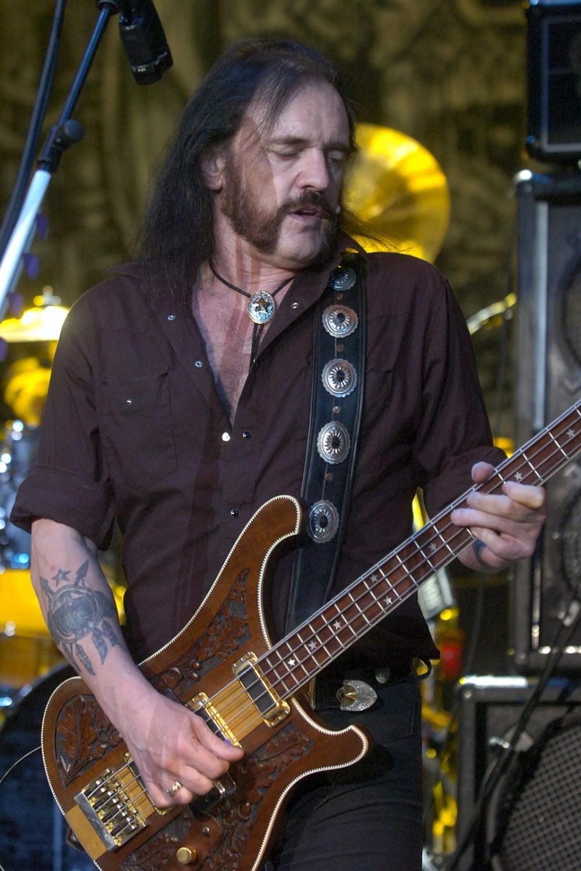 Odeszła ikona rocka. Lemmy Kilmister (1945 –2015)