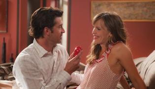 """Patrick Dempsey i Jennifer Garner w filmie """"Walentynki"""""""