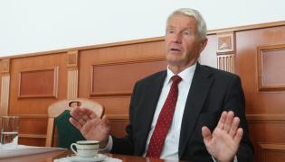 Thorbjoern Jagland.