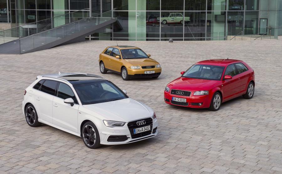 Audi A3 - 9. miejsce na rynku aut używanych