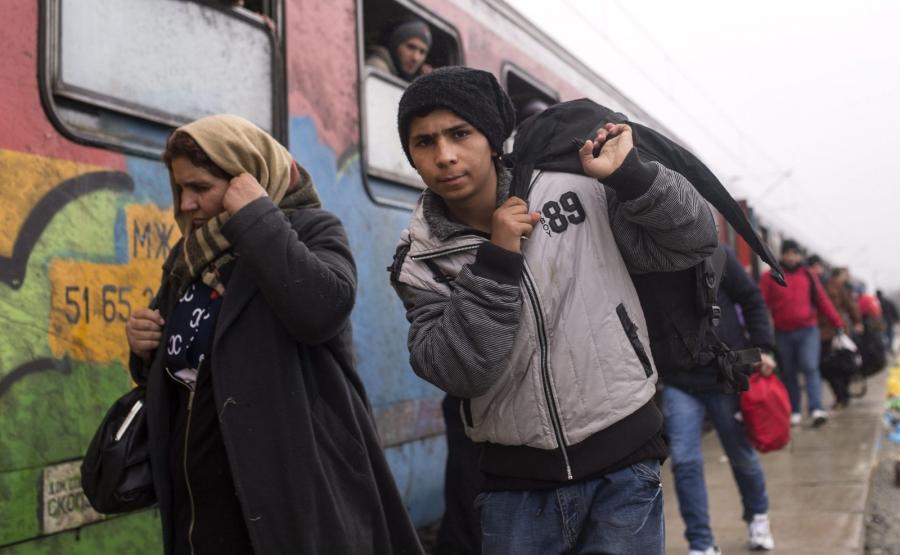 Imigranci wciąż napływają do Europy
