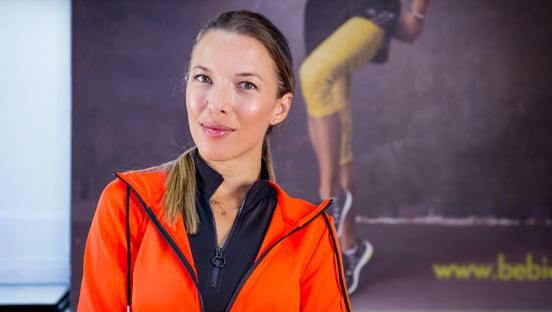 Ewa Chodakowska dla WOŚP