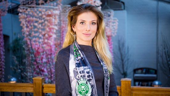 Izabella Łukomska-Pyżalska dla WOŚP
