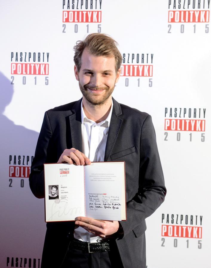Laureaci Paszportów Polityki: Magnus von Horn