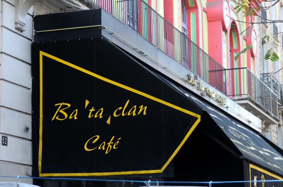 Klub Bataclan w Paryżu