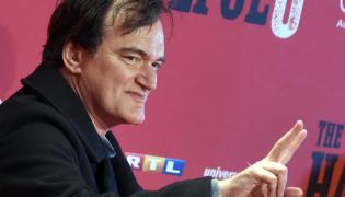 """Quentin Tarantino jedną z ofiar """"oscarowego piractwa"""""""