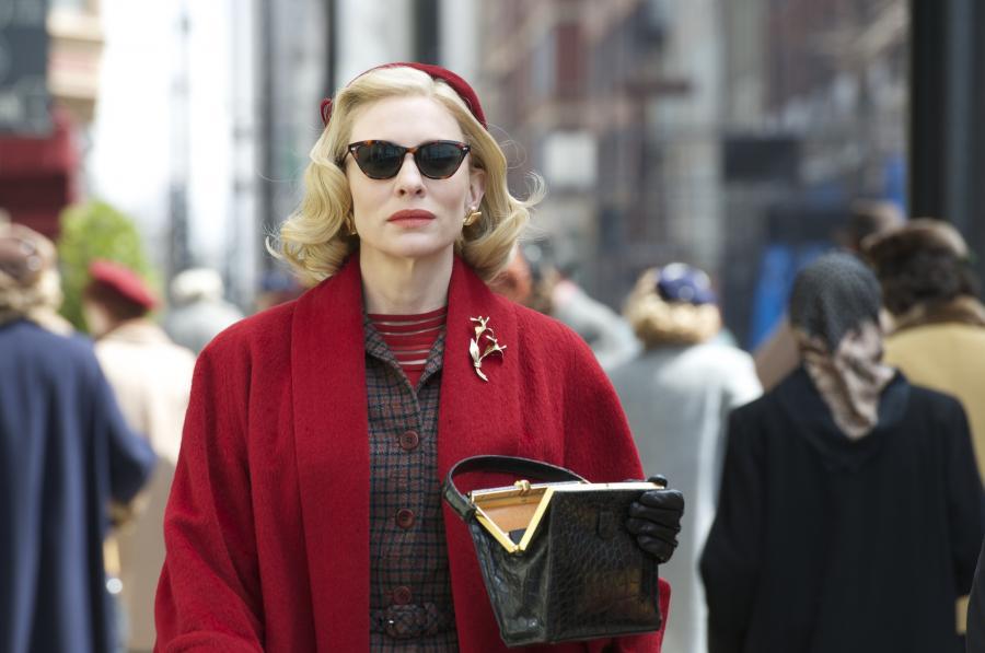 Cate Blanchett –zdaniem recenzentów –\