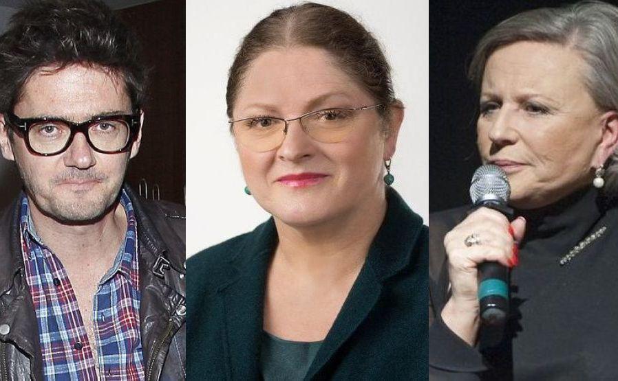 Kuba Wojewódzki, Krystyna Pawłowicz, Krystyna Janda