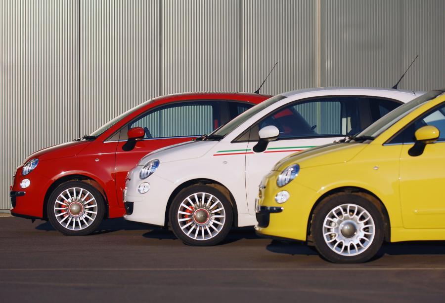 Konkurs! Wygraj Fiata 500