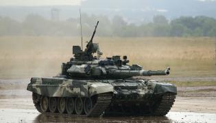 Rosyjski czołg T-90