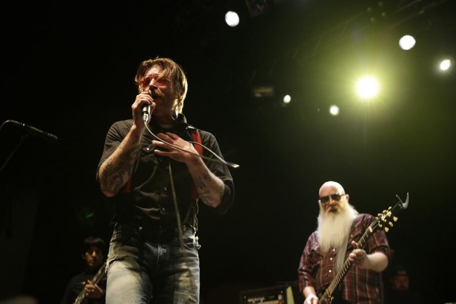 Eagles of Death Metal podczas koncertu w Oslo