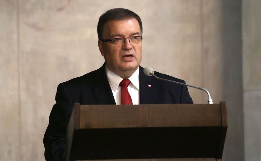 Minister Andrzej Dera