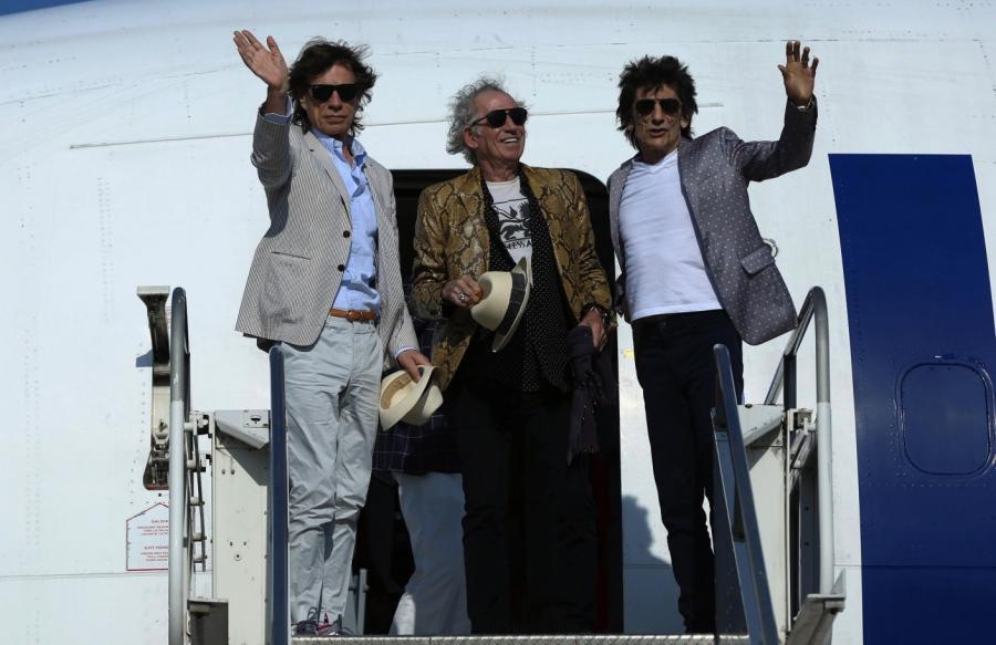 The Rolling Stones znów w trasie