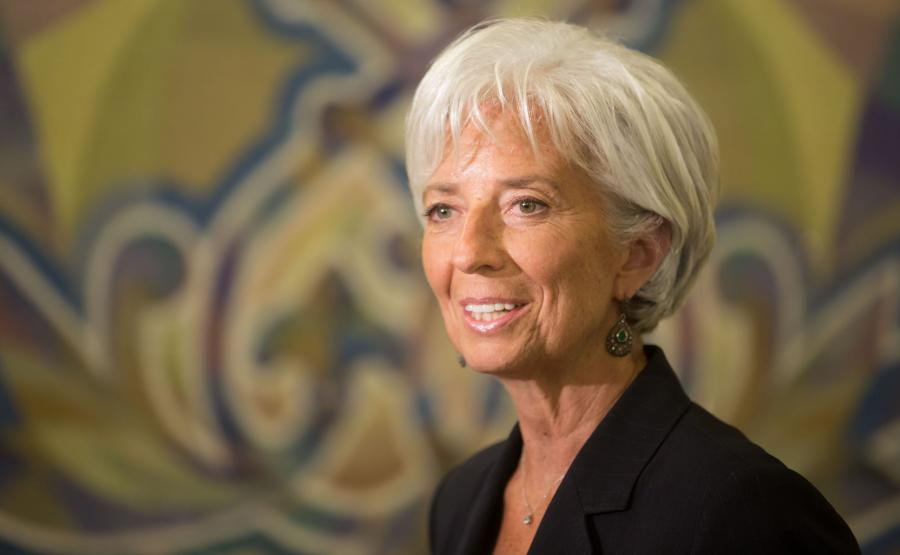 Christina Lagarde