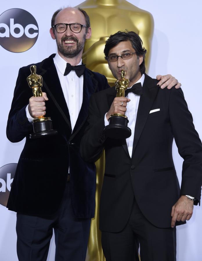 """Oscary 2016 – najlepszy dokument: """"Amy"""", Asif Kapadia, James Gay-Rees"""