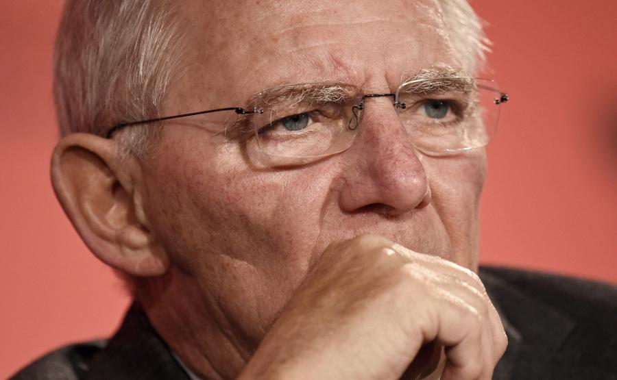 Wolfgang Schaueble