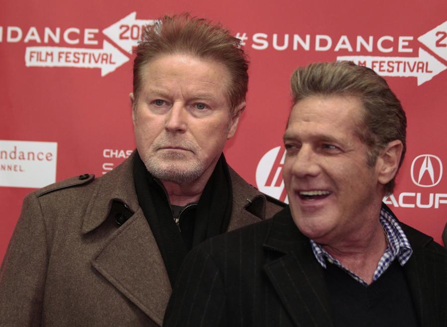 Don Henley i Glenn Frey na zdjęciu z roku 2013
