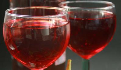 Czerwone wino zdrowe jak ryba!