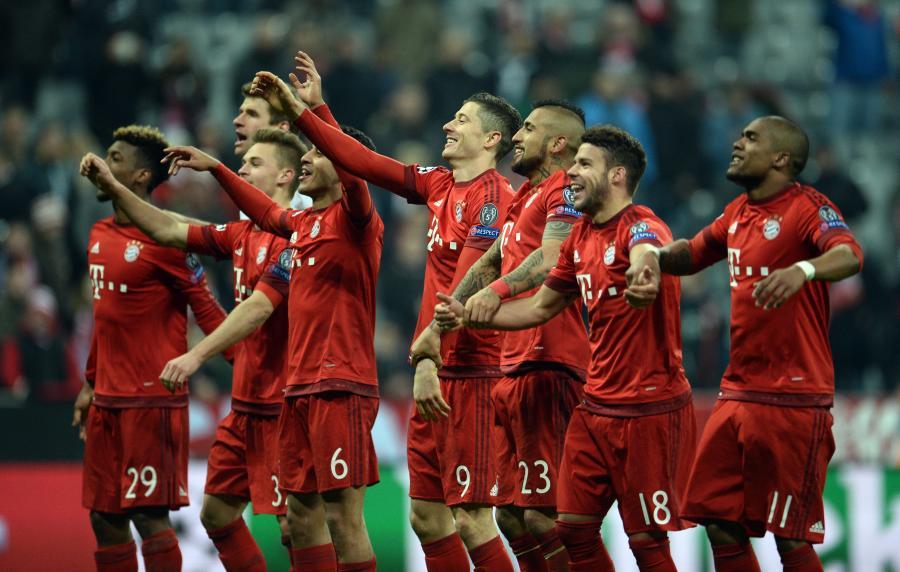 Piłkarz Bayernu Monachium