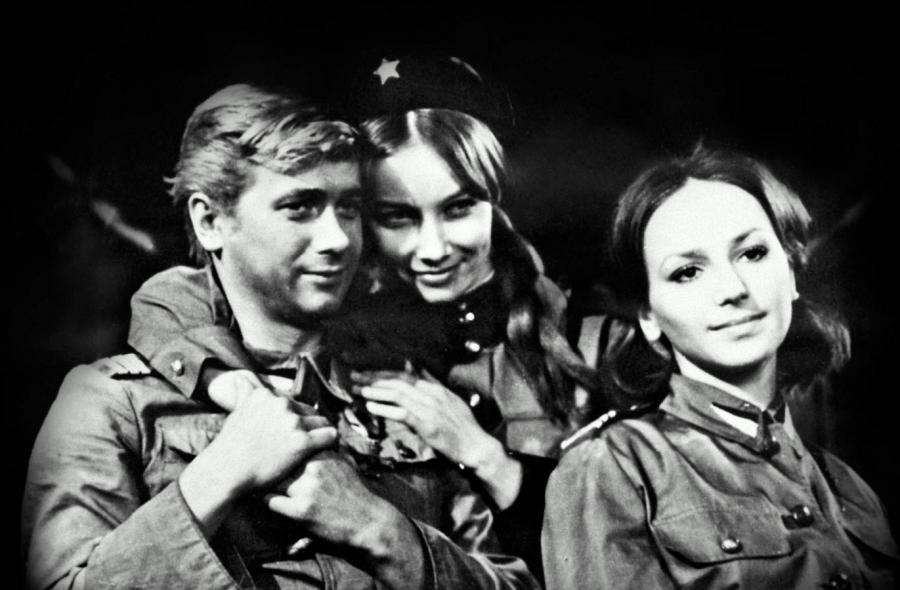Pola Raksa - piękna legenda polskiego kina