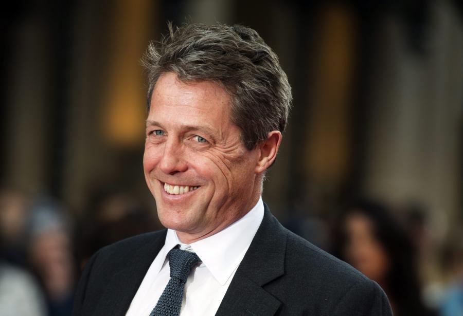 "Hugh Grant na premierze ""Boskiej Florence"""