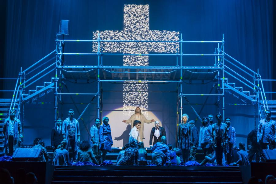 """Jesus Christ Superstar"" w Poznaniu"