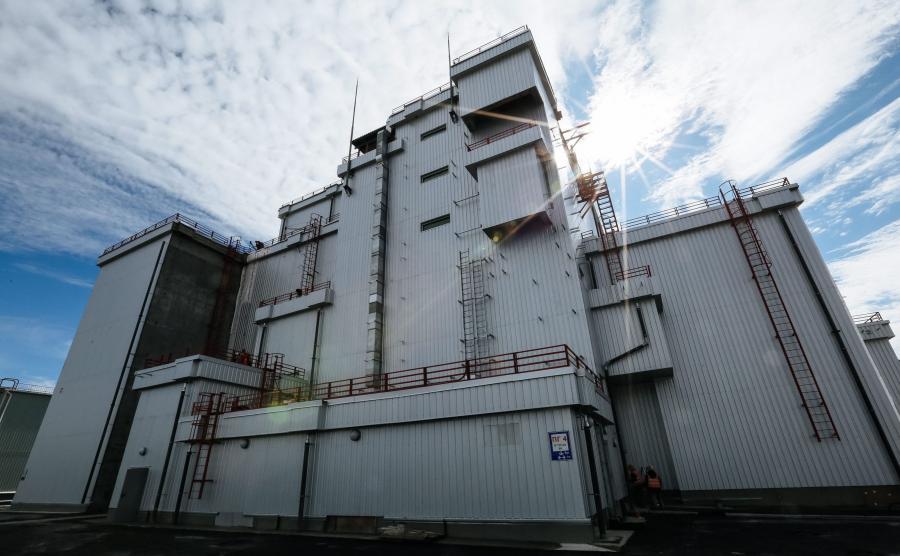 Elektrownia atomowa w Czernobylu