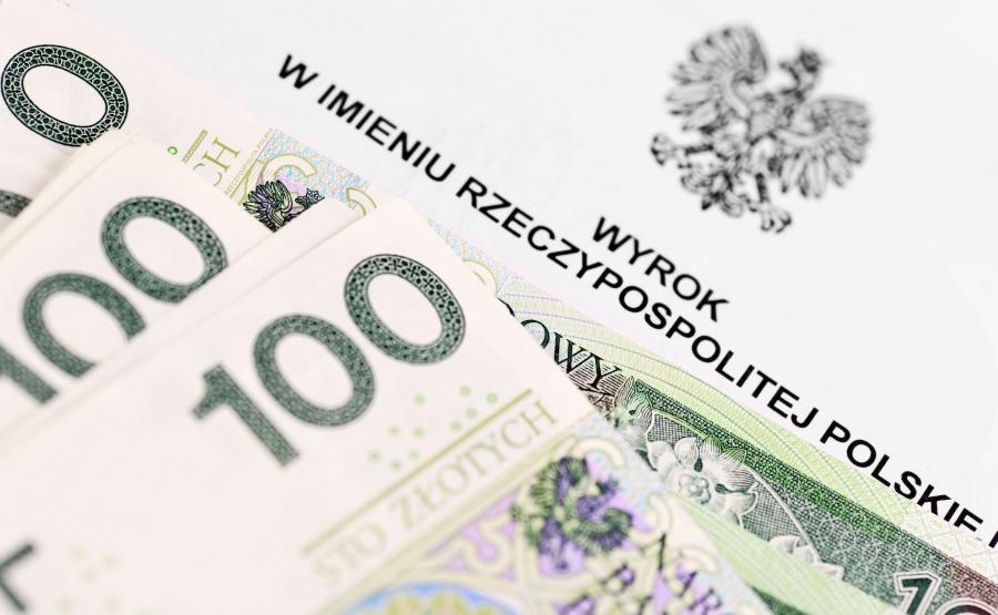 Wyrok w imieniu Rzeczypospolitej Polskiej
