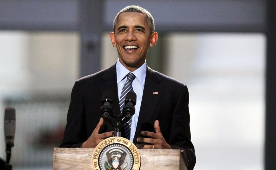 Barack Obama przyleci do Polski
