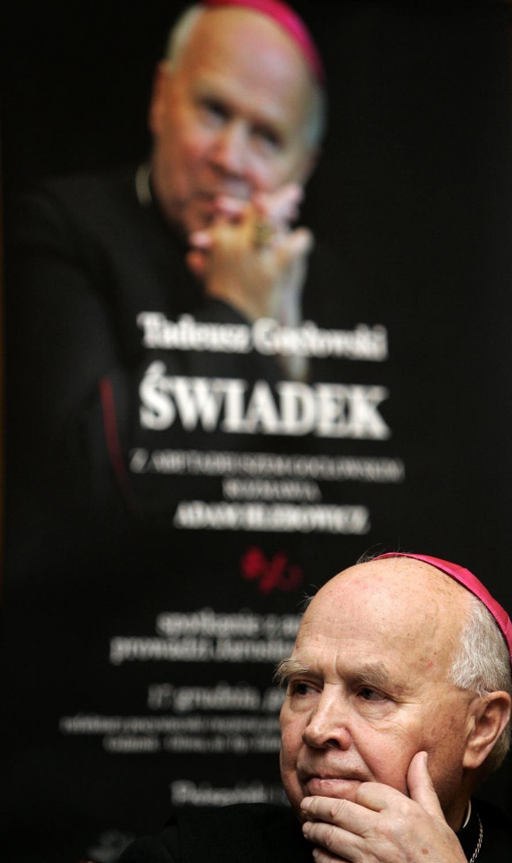 Arcybiskup Tadeusz Gocłowski