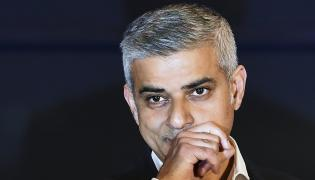 Nowy burmistrz Londynu Sadiq Khan