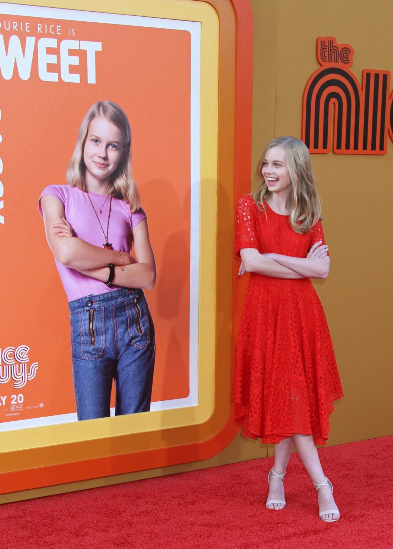 Angourie Rice – filmowa córka Ryana Goslinga