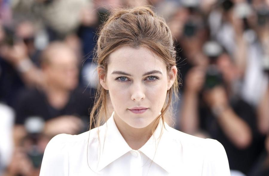 Riley Keough na festiwalu w Cannes