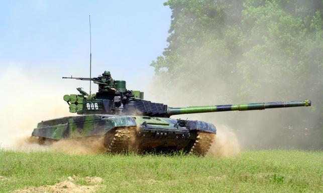 Stare czołgi wracają do służby. T-72 pamiętają jeszcze czasy Układu Warszawskiego