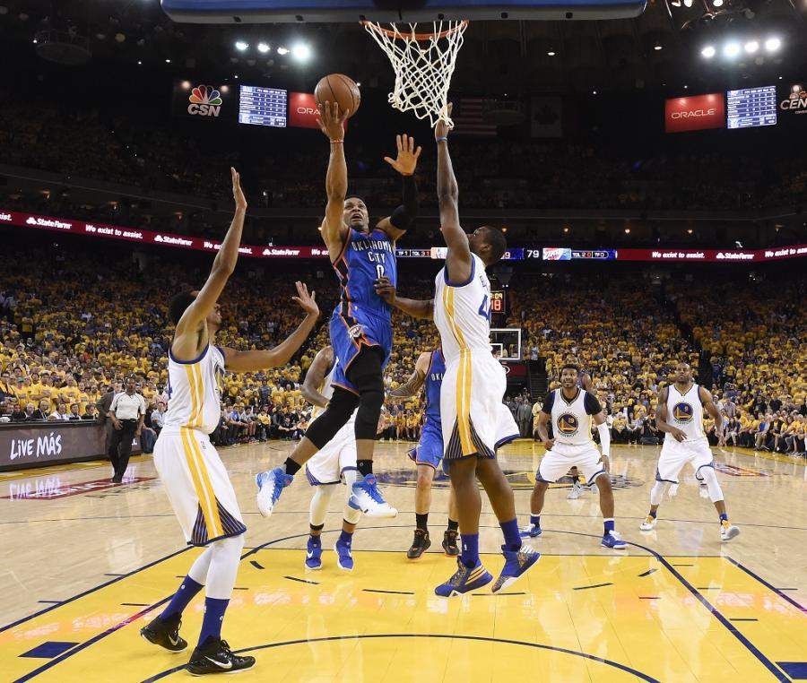 Golden State Warriors - Oklahoma City Thunder
