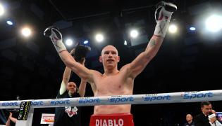 """""""Diablo"""" Włodarczyk wygrał przez nokaut. Polak zdobył pas IBF Intercontinental"""