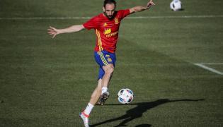 Piłkarz reprezentacji Hiszpanii, Juanfran Torres