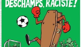 Okładka Charlie Hebdo