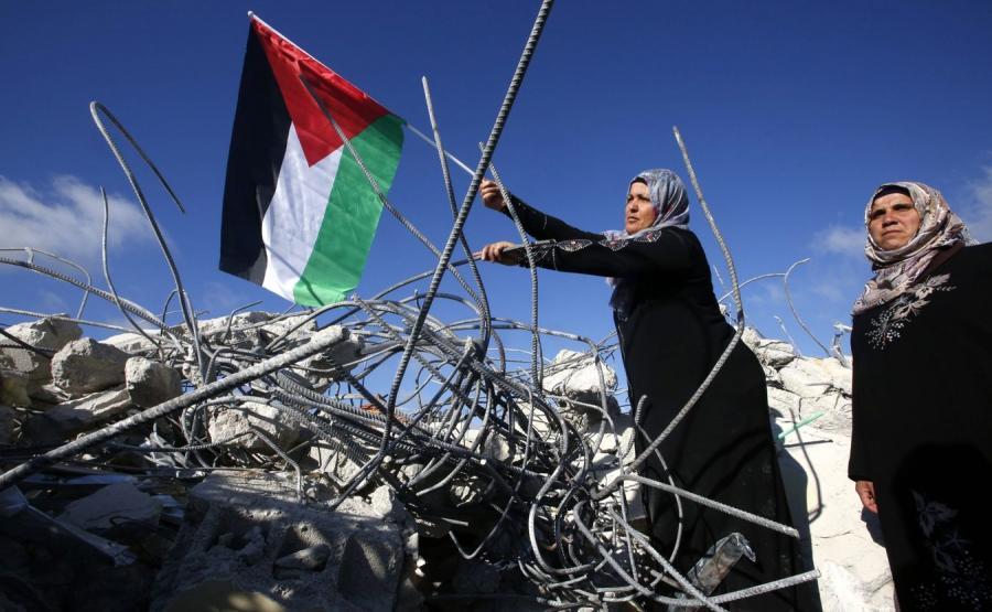 Izraelska armia zburzyła dom Palestyńczyka