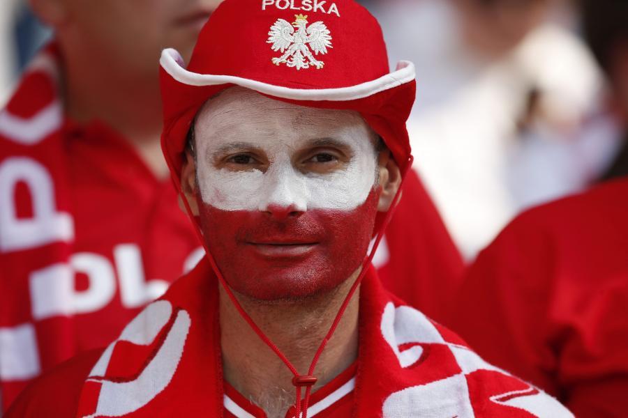 Armia biało-czerwonych kibiców dodała skrzydeł polskim piłkarzom