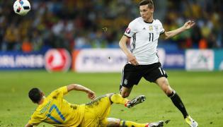 Niemcy - Ukraina