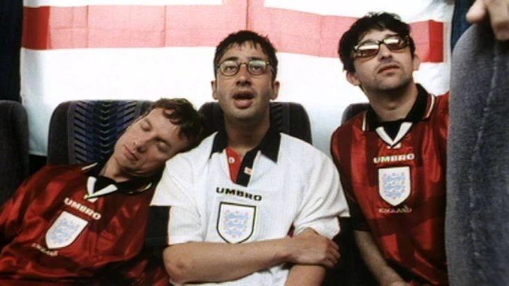 """Anglicy sami mówią: """"Three Lions"""" to była najlpesza piosenka"""