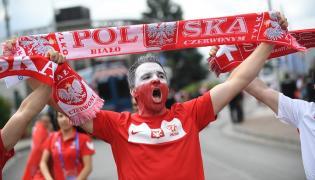 Polscy kibice na Stade Geoffroy-Guich