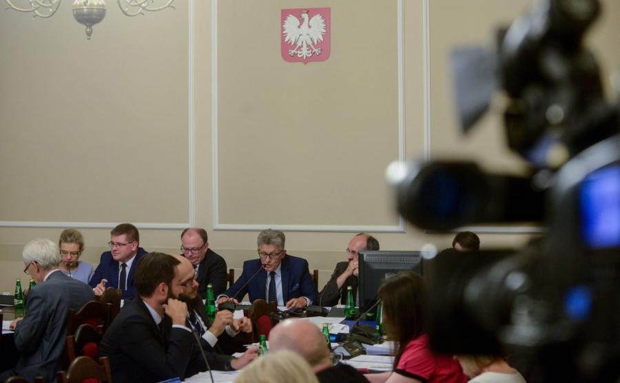 Sejmowa komisja sprawiedliwości