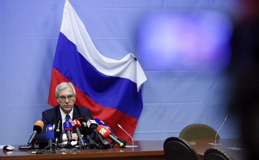 Aleksander Gruszko, ambasador rosyjski przy NATO