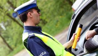 Kontrola trzeźwości kierowcy